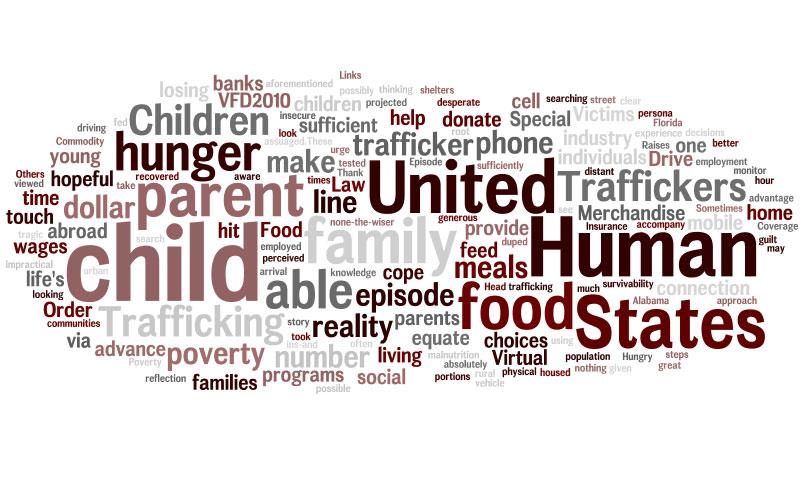 causes of human trafficking pdf