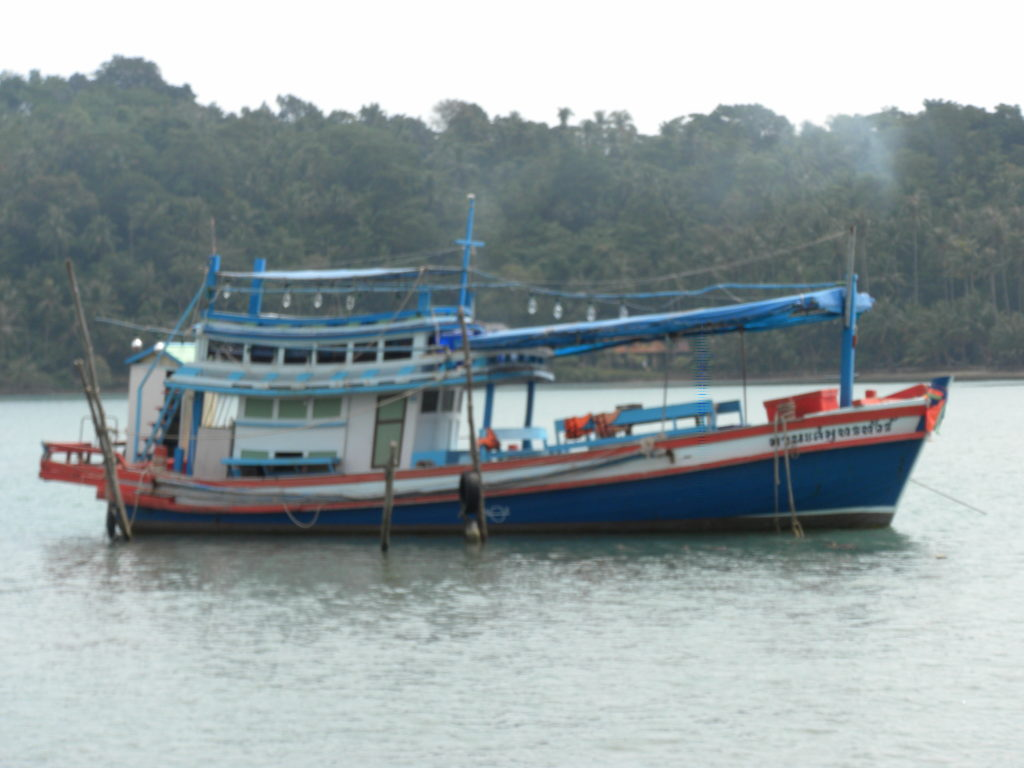 Koh Chang - Bang Bao bay
