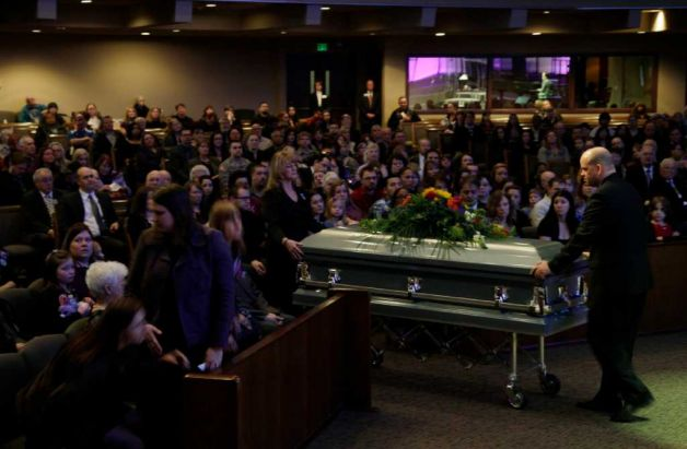 Powell Funeral