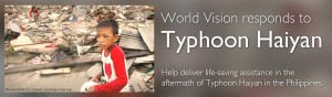 Typhoon Haiyan - World Vision