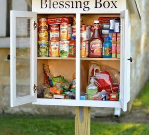 Burgessct - Blessing Box