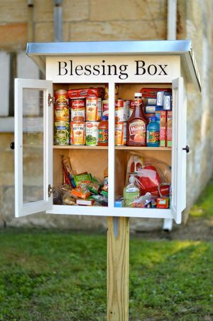 Blessing Box Food Pantry